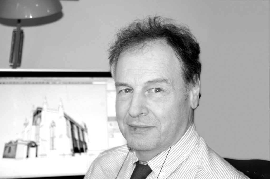 ROGER TAYLOR, RIBA RIAS Conservation Accredited (advanced)